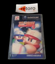 KONAMI POWER PRO 9 Jikkyo Powerful Pro Yakyuu Nintendo Gamecube JAP GAME CUBE GC