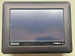 TREND, iQ VIEW8 Screen P/N: DVXBR-3200U4, S/N: DQV8C_N04477915