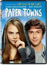 Paper Towns My Paper Journey Edition (2015, REGION 1 DVD New)