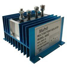 DEKA 08770 Heavy Duty 95 Amp Battery Isolator & Charger - USA MADE