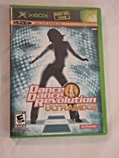 XBox Live Dance Dance Revolution Ultramix 4 Rated E10+ Used Game