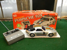 Tandy (Radio Shack) Porsche 928 1:20 Plastic Radio Control Car