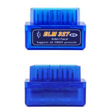ELM327 OBD2 II Bluetooth Auto Car SUV V2.1 Diagnostic Interface Scanner Tool Top