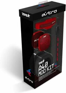 ASTRO Gaming Mod Kit A40 Ear Pad Noise Canceling Microphone A40TR-MKRD