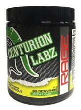 Bodybuilding BEST Pre-workout supplement: Centurion Labz GOD OF RAGE (Key-Lime)