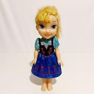 Disney Princess Frozen Anna Toddler Jakks Pacific Doll 35cm