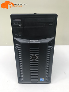Dell PowerEdge T310 Server CPU X3440  @2.53GHz 24GB RAM 4 x 1TB HDD PERC 6/i