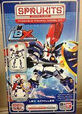 Sprukits Lbx ACHILLES Action Figure Model Kit, Level 2