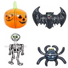 Inflatable Halloween Decoration Spider Skeleton Fancy Dress Party Accessories