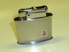 KW (KARL WIEDEN) AUTOMATIC POCKET LIGHTER WITH MOTIF - 1951 - MADE IN GERMANY