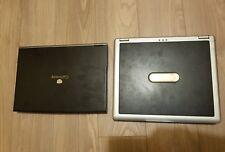 Joblot 2 laptops Gateway w340ua,Packard bell mit-lyn01