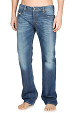 Diesel - NEW - Diesel Zatiny Regular Fit Mens Jeans - 8XR Blue Wash - RRP £99.99