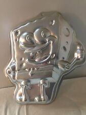 "2002 Wilton ""Spongebob"" Cake Pan Mold #2105-5130"