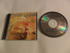 CYNDI LAUPER - True Colours (CD 1986) JAPAN Pressing