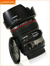Canon ef 24-70 mm F4 L Is Usm Af Zoom Lente Para Eos Slr + GRATIS UK FRANQUEO