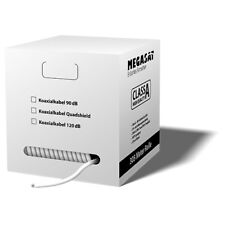 Megasat Koax 120dB Kabel Pull-Out-Box 305m Koaxialkabel