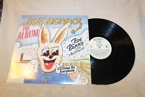 1989 Jive Bunny & the Mastermixers, the Album, LP, Atco Records, 91322-1, VG+VG+