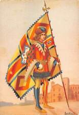 Paggi delle contrade storiche di Siena Chiocciola Squire Knight Chevalier
