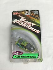 """Racing Champions DieCast, The Fast And The Furious  1985 Mitsubishi Eclipse """"29"""""""