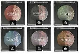 Maybelline New York Eyestudio Duo Sealed Eyeshadow ~ Up to 10% Multibuy  !!!