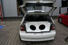 VW Polo 6N Audio Box / Kofferraumausbau / Soundbox / Soundboard