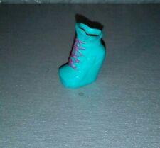 1 Chaussure Poupée Monster High Frankie Stein. Pied gauche