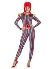 Adult Ladies Space Superstar Music Icon Fancy Dress Party Costume