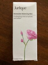 NEW Jurlique Rosewater Balancing Mist 1.7oz Womens Skincare
