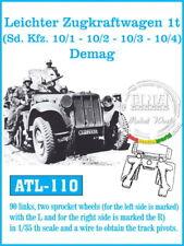 Friulmodel Metal Tracks for 1/35  German M270 MLRS Tracks