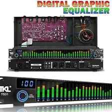 T531 Digital Grafik Equalizer Musik Audio LED-Spektrum Analysator 31-Band 300?
