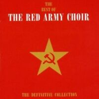 "THE RED ARMY CHOIR ""DEFINITIVE COLLECTION"" 2 CD NEW!"