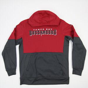 Tampa Bay Buccaneers Nike Dri-Fit Sweatshirt Men's Red/Dark Gray Used