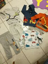 Kleiderpaket Jungen 92 98 Sport Pullover T-Shirt Anzug