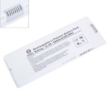 "Laptop Battery for Apple MacBook 13"" 13.3 Inch A1181 A1185 MA561 MA566 White #us"