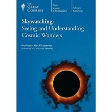 Skywatching: Seeing and Understanding Cosmic Wonders (Dvd, Guidebook)