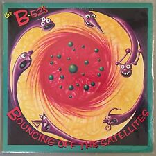 B-52'S, THE - Bouncing Off The Satellites (Vinyl LP) 1986 RCA club edition