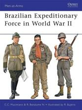 Osprey Men at Arms 465: Brazilian Expeditionary Force WWII ITALIA