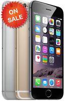 Apple iPhone 6 (Factory Unlocked, AT&T, Verizon, Tmobile, GSM) 16 32 64 128