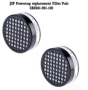 JSP Powercap Replacement Filter 1 Pair CAU601-001-100
