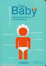 el bebé - Puesta en marcha, MANTENIMIENTO, y Louis y JOE BORGENICHT tb (2004)
