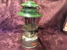 VINTAGE COLEMAN LANTERN MODEL 236.11/67 WITHOUT GLOBE CANADA & USA  ONLY! LOT 1