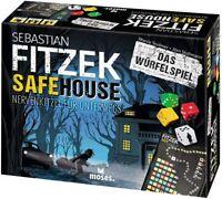 Sebastian Fitzek Safehouse - Das Würfelspiel (Spiel) NEU OVP
