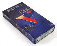 SONY E-180 Video Tape VHS PAL UHG Ultra High Grade 043CA