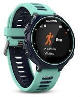 Garmin Forerunner 735XT GPS Watch Frost Blue Standard Bundle