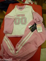 Reebok NHL Little Girls Tampa Bay Lightning Fleece Set NWT $40 S (4)