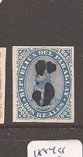 Paraguay 1878 Lion SC 5 MNG (5cba)