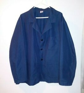 Vintage Mens RedKap Work Shirt Navy Blue 52RG KP10NV3 Industrial/work shirt USA