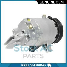 New OEM A/C Compressor for Chevy Impala, Monte Carlo / Buick Allure / Pontiac..