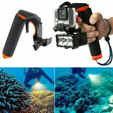 Buoyancy Bar Waterproof Cover Selfie Stick Grip for GoPro Hero 9 7 6 5 4 3+