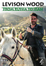 Levison Wood From Russia To Iran DVD NUOVO